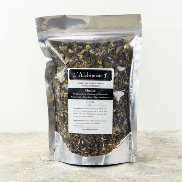 Herbal Tea Blend - Chalice