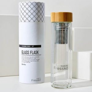 Fressko Glass Flask